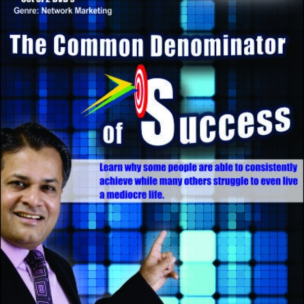 Common Denominator of Success (Set of 2) Malayalam