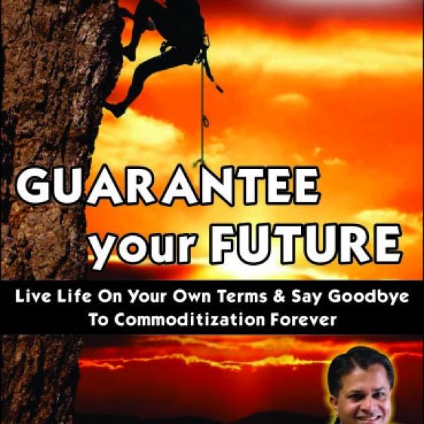 Guarantee Your Future (Set of 2)