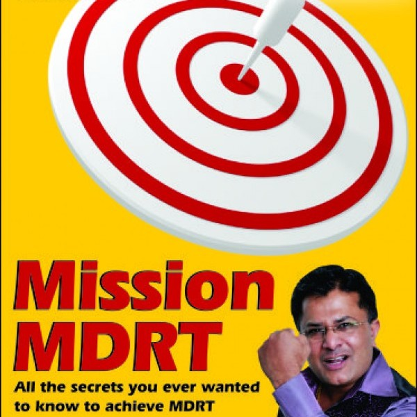 Mission MDRT (Set of 2) Malayalam